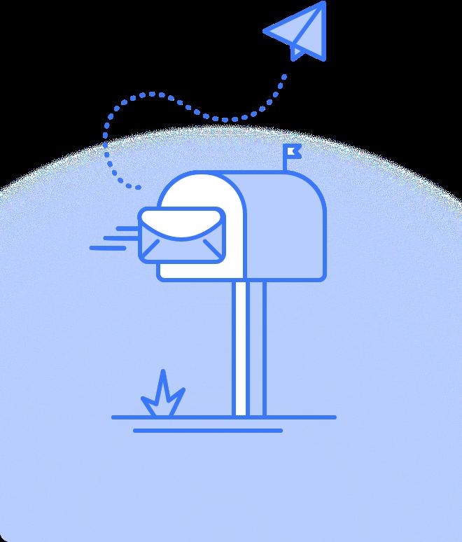 QuickBlox post-box