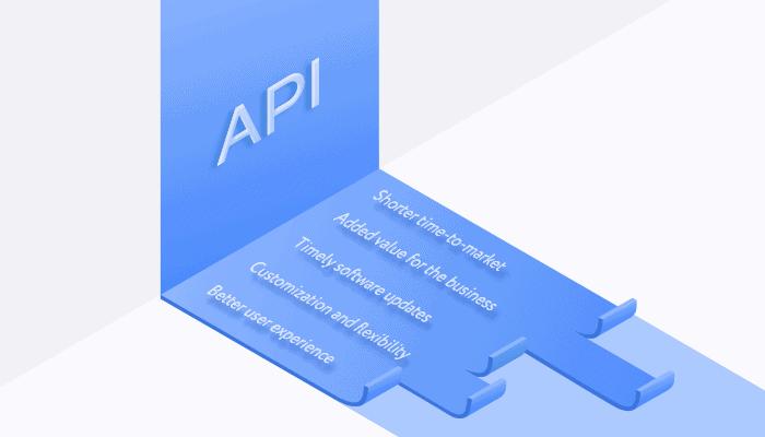 Top 5 benefits of API