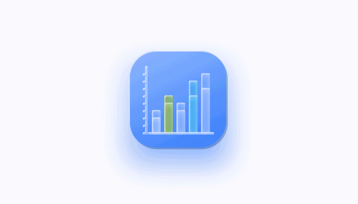 Analytical data for monitoring chat statistics