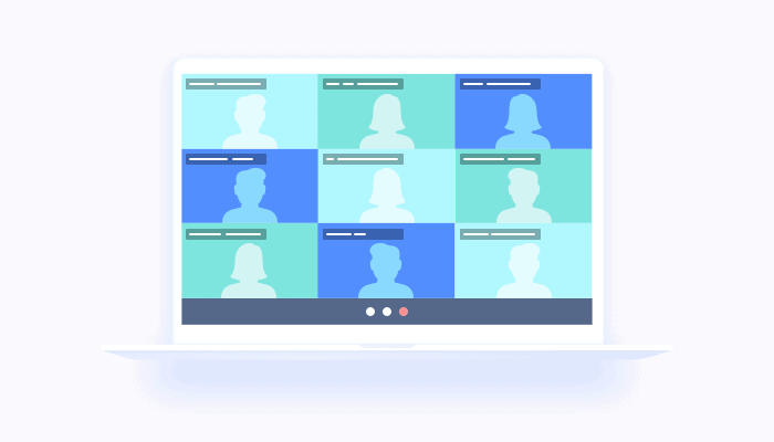 Video conferencing software for business