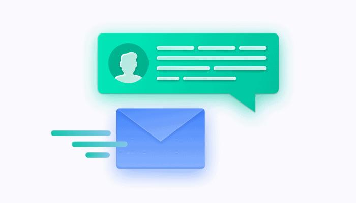SMS VS in-app communication
