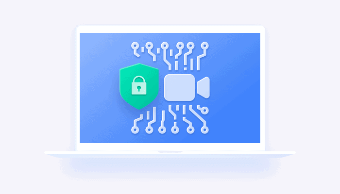 WebRTC security and encryption