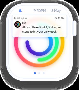 QuickBlox fit-notification