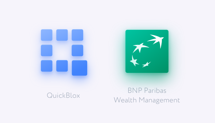 In-app Chat for Financial Services: BNP Paribas Wealth Management & QuickBlox